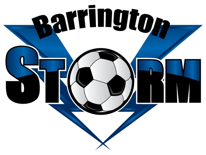 Barrington Storm Soccer Club logo