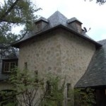 Custom built remodel with dormers
