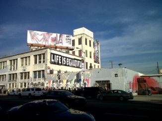 life is beautiful in mid-city