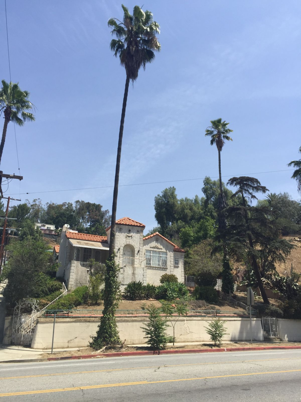 Old LA Architecture in Lincoln Heights