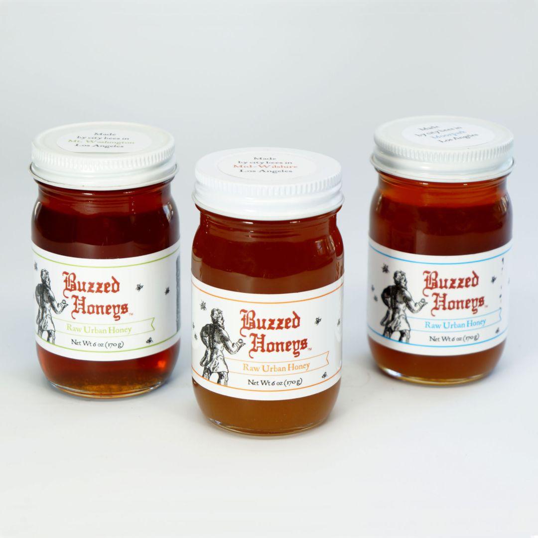 made in la honey