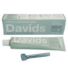 David's Premium Natural mint Toothpaste