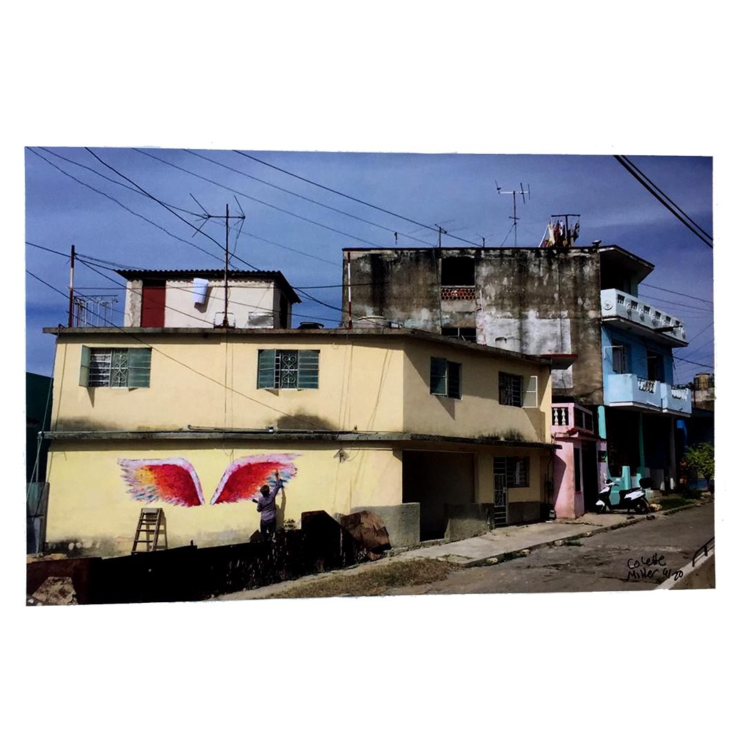 Global Angel Wings in Cuba Colette Mil