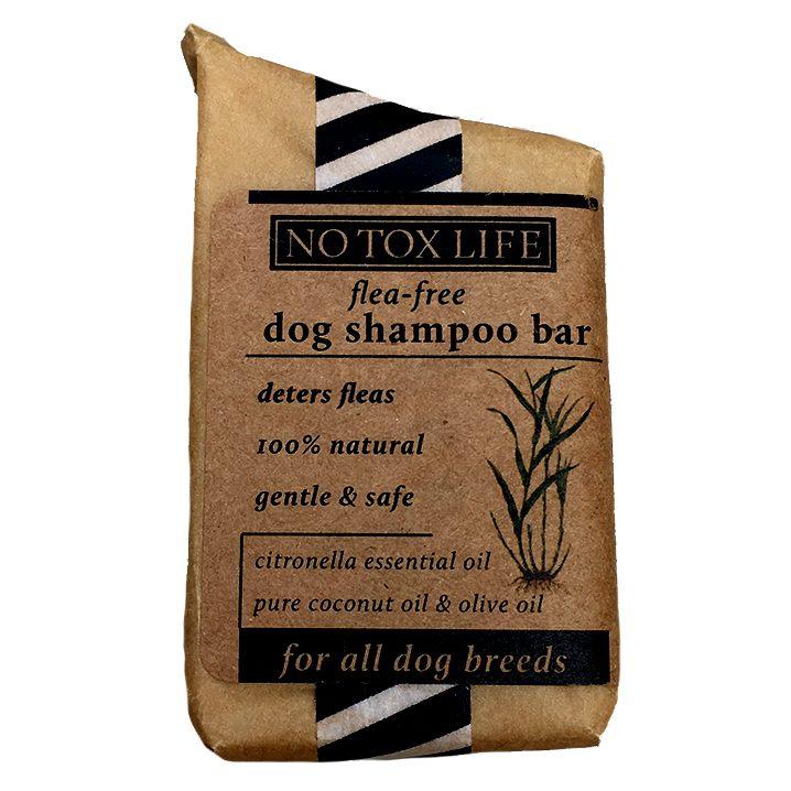 natural dog shampoo from No Tox Life