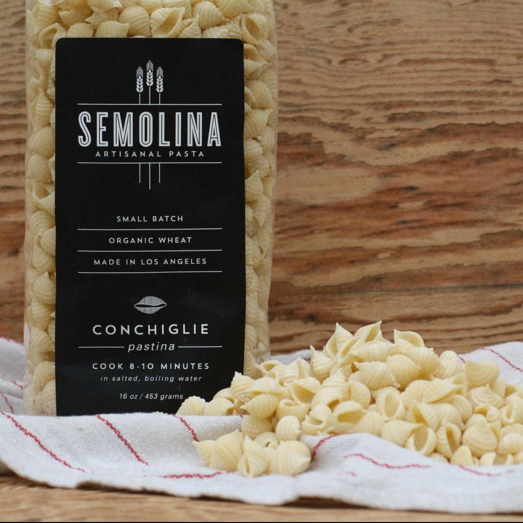 Organic Conchiglie Pastina