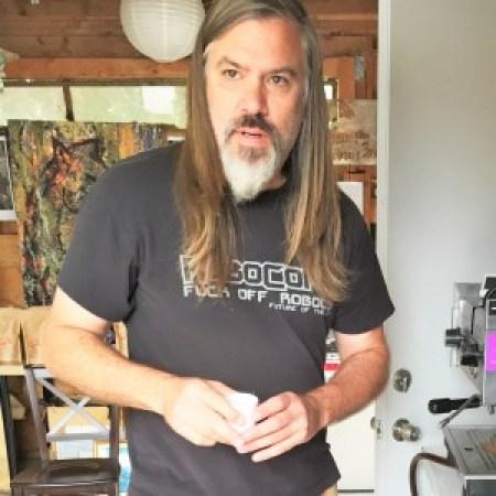 Greg Thomas, Founder, Trystero Coffee