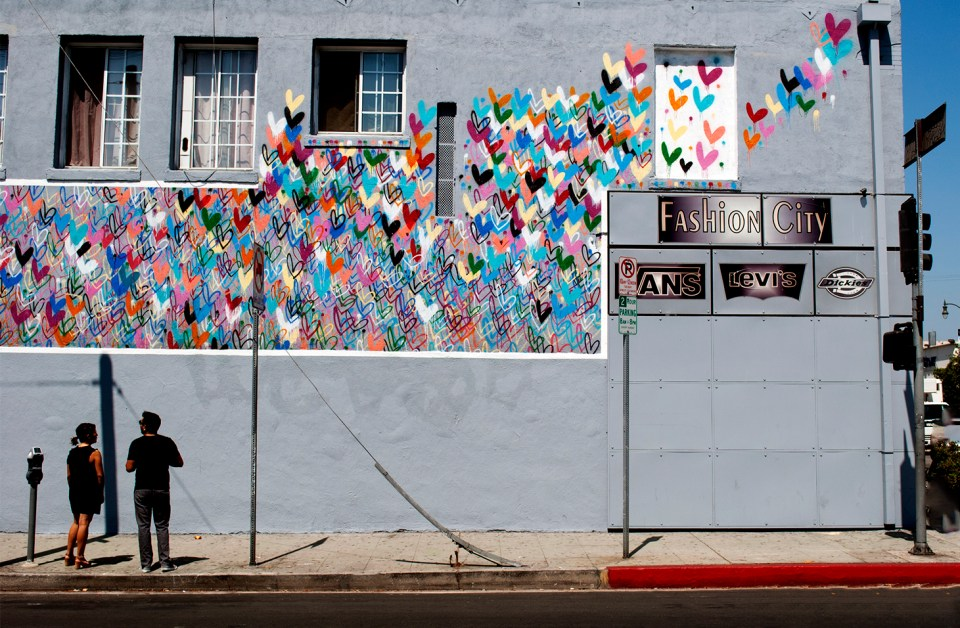 jgoldcrown mural in Lincoln Heights