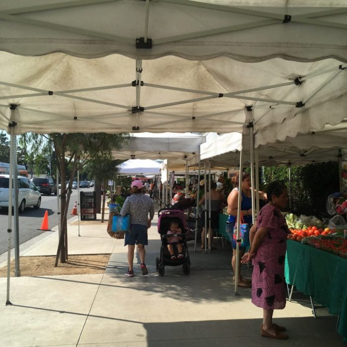 central avenue farmers market
