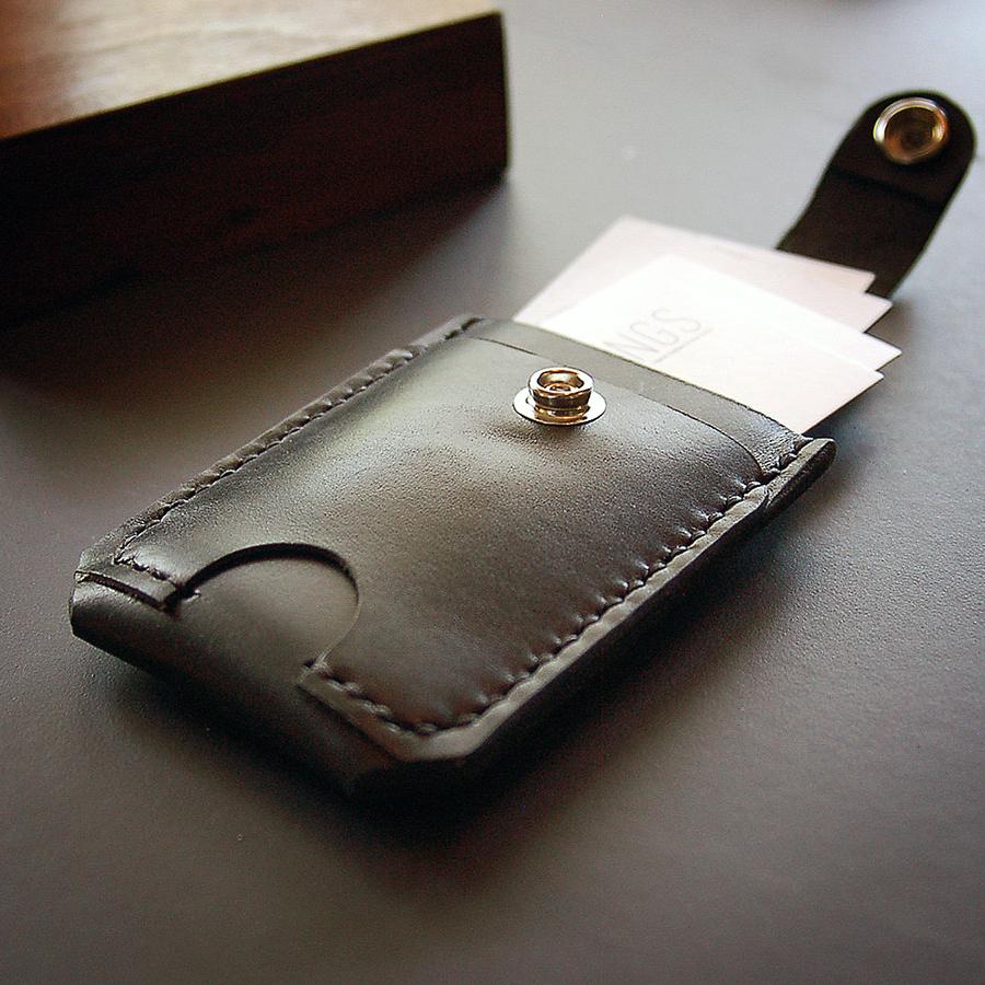 slim wallet by Smiths & Kings