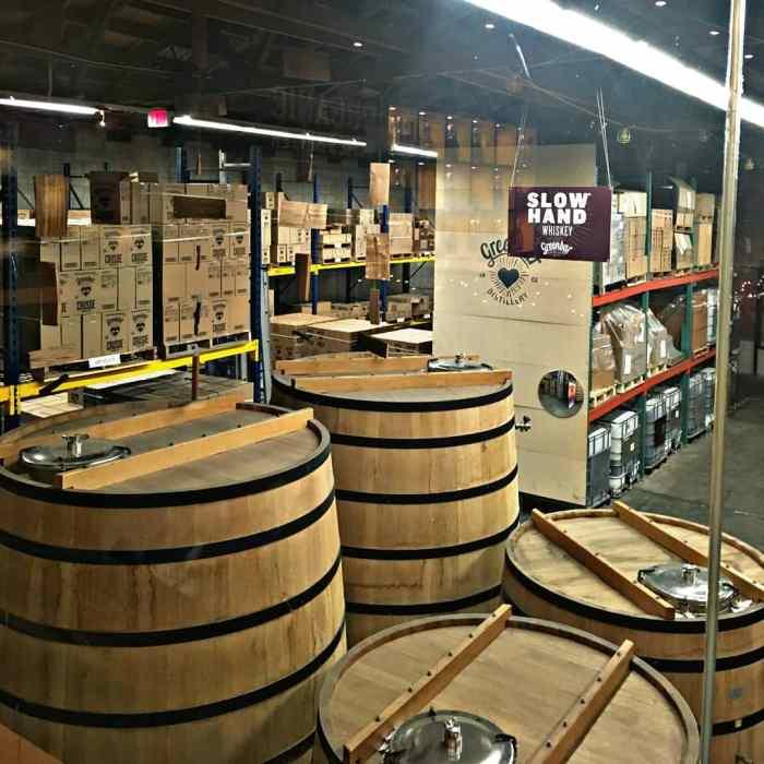 Green Bar Distillery