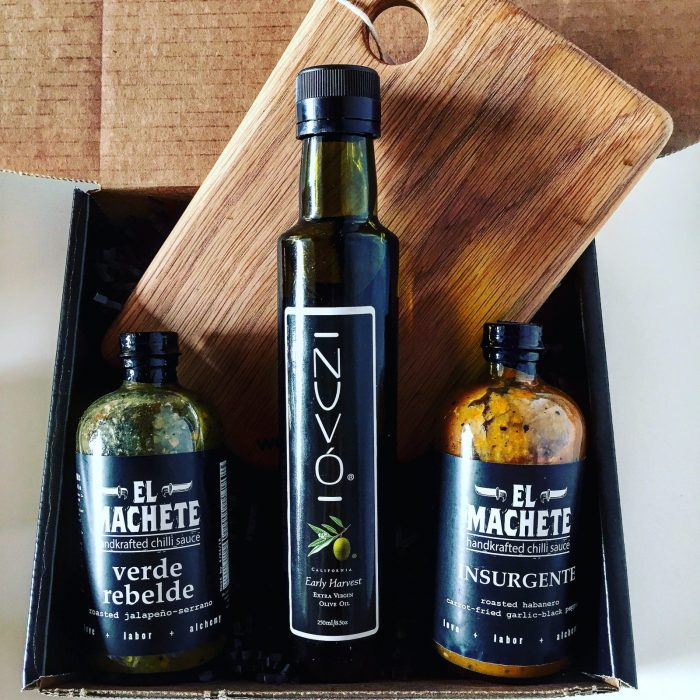 Custom Gift with Nuvo Olive Oil