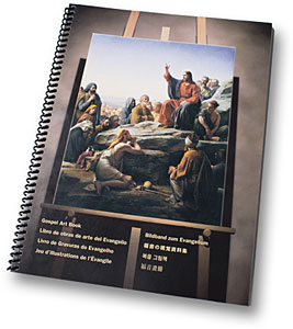 Libro arte del Evangelio