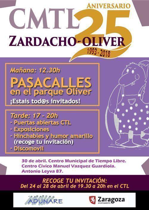 25 Aniversario CMTL Zardacho-Oliver