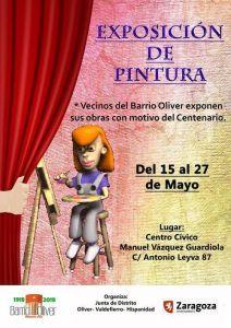 Centro Cívico Oliver Actividades de Mayo