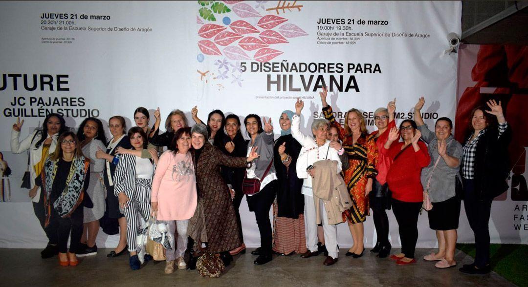 Hilvana en Aragón Fashion Week