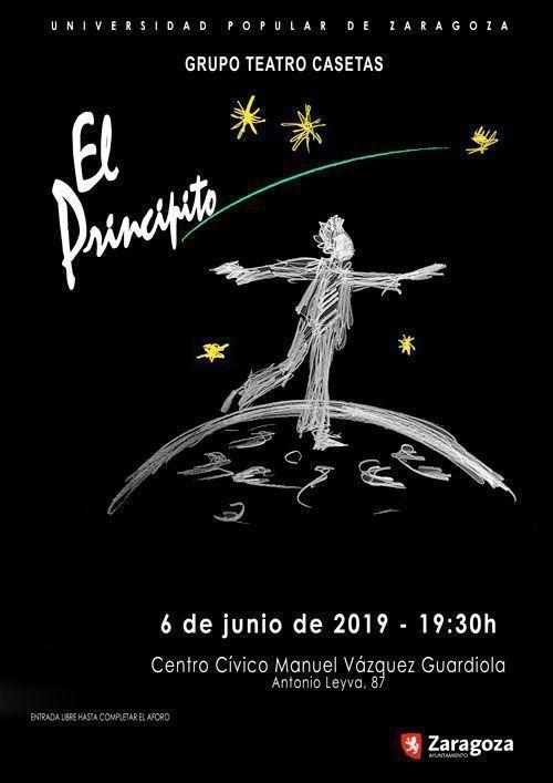 Centro Cívico Oliver: Actividades junio 2019