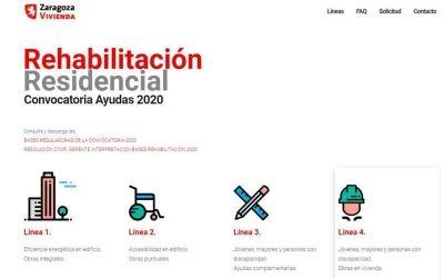 Subvenciones del Ayuntamiento para la rehabilitación de viviendas