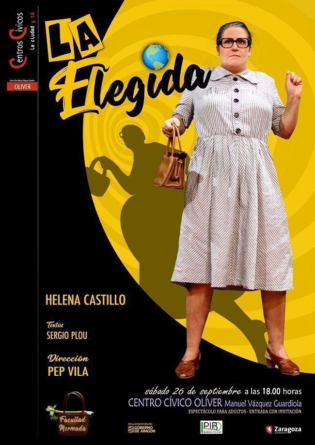 Centro Cívico Oliver - La Elegida- 09-2020