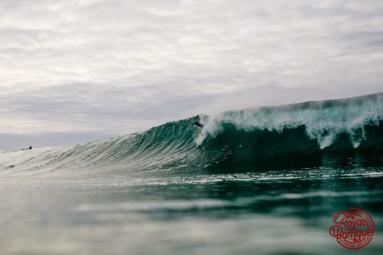 Photographe : Bastien Bonnarme - Surfeur : Arnaud Darrigade