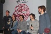 Le jury du Royal Barrique