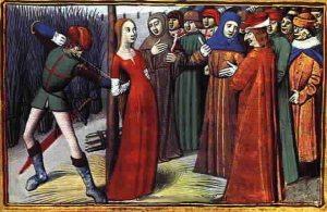Joan of Arc: recanted her recantation