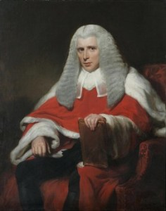 Baron Alderson: A hanging judge whose ruling saved Pritchard from the gallows