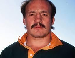 Johan Le Roux: Bit opponent's ear