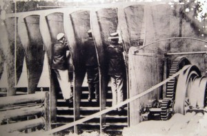 York Prison Treadmill (Picture thanks to York Past & Present)