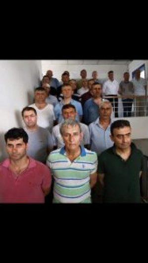 Turkey Coup leaders