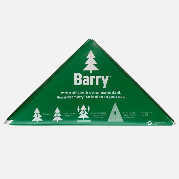 """Gransäcken """"Barry"""""""