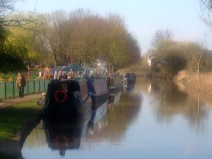 Middlewich Floating Market
