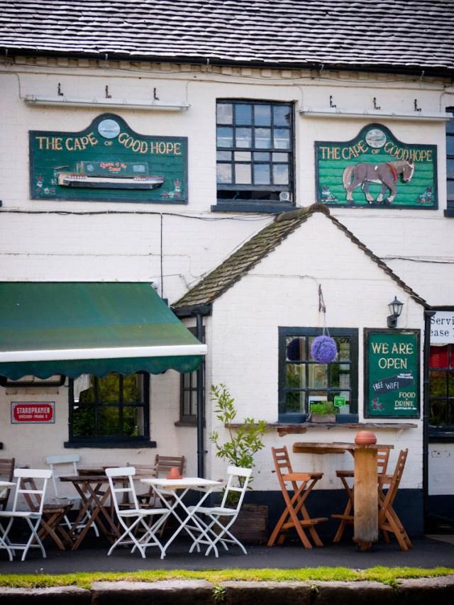 Cape of Good Hope pub