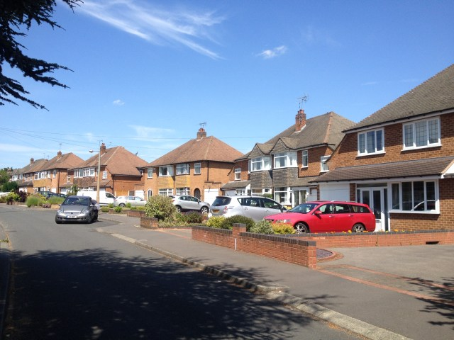 Brentwood Close, Shirley