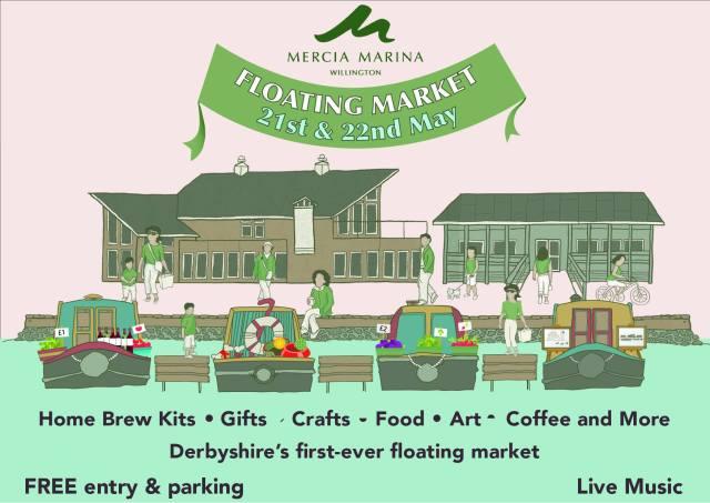 Mercia Marina Floating Market 206