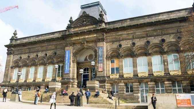 Leeds City Museum by Barry Teutenberg