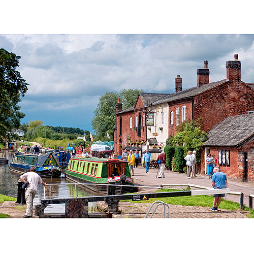 Trent & Mersey Canal - Fradley Junction
