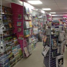 Our Three Spires Calendar Club shop in 2017
