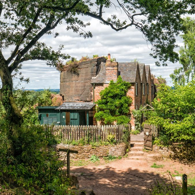 Kinver Rock Houses