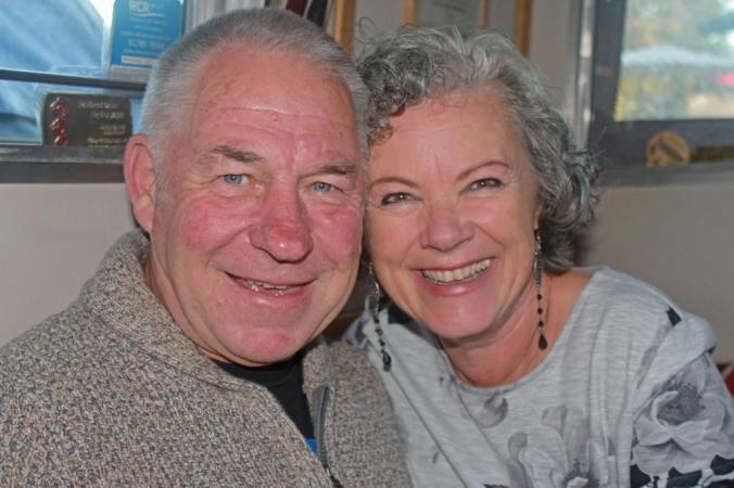 Barry and Sandra NB Areandare