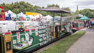 The Home Brew Boat at BCBF 2018