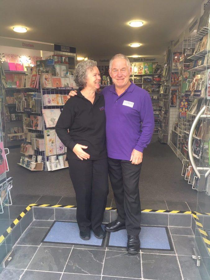 Calendar Club UK Lichfield, Sandra and Barry