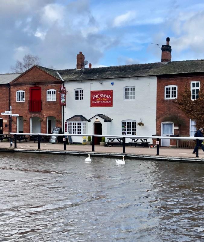 The Swan at Fradley Junction