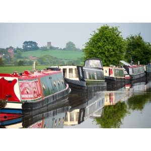 Shropshire Union Canal at High Offley
