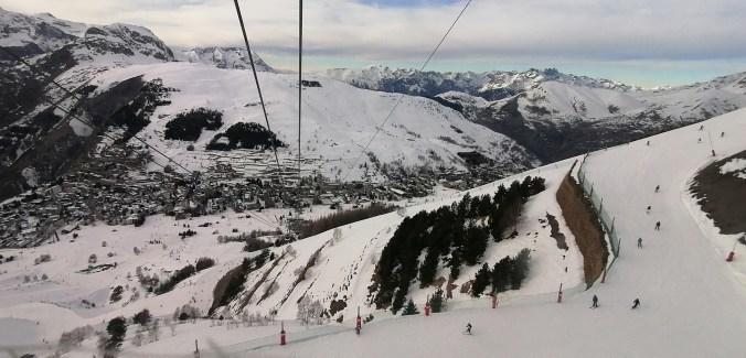 Jandri express Les Deux Alpes