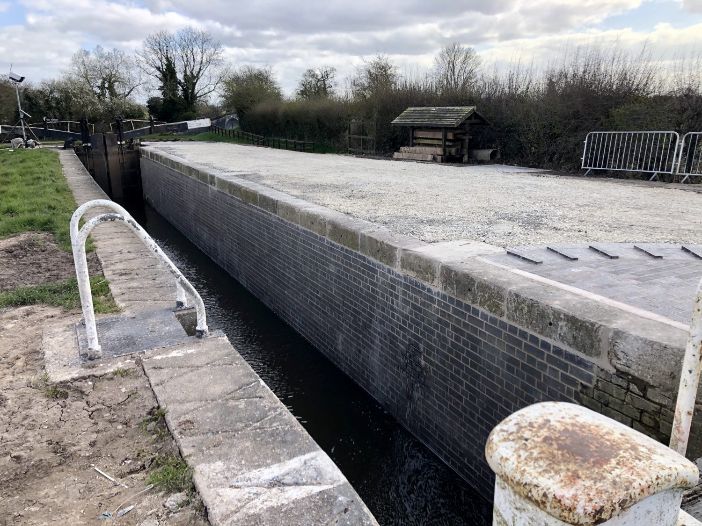 Hurleston Locks March 29th 2020