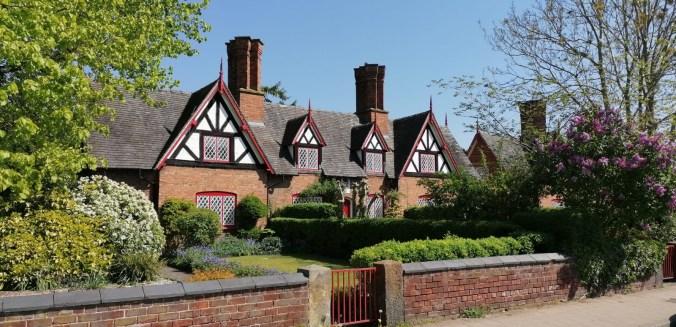 Nantwich Alms Houses