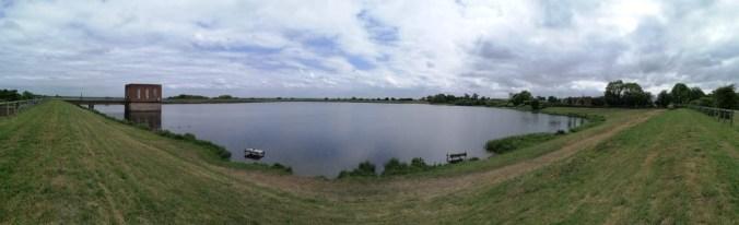 Hurleston Reservoir May 2020