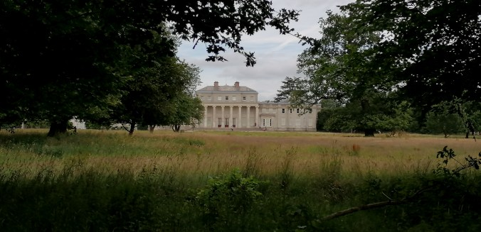 Shugborough Hall July 2020