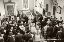 Highlights Photography at a Bath Wedding St Mary's Church, Saltford