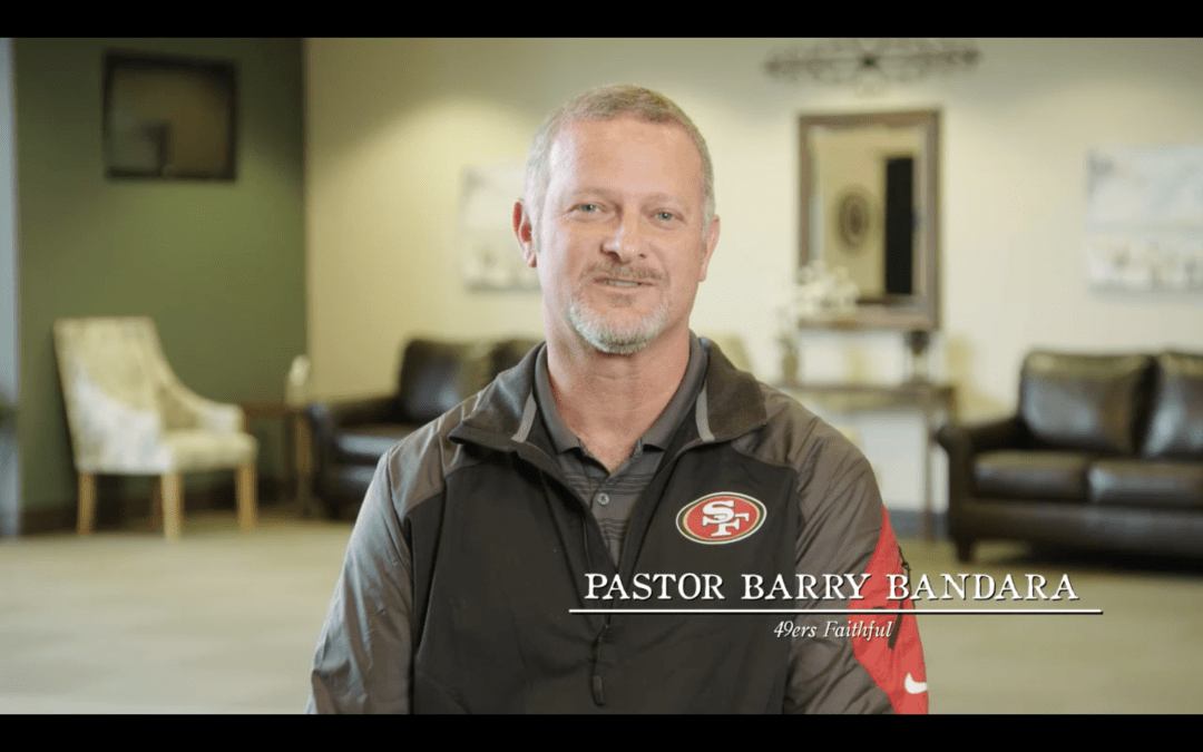 Blast from the Past: Barry interviewed by the 49ers